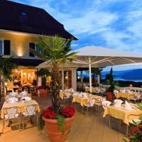 Restaurant-Hotel Seeblick, отель в городе Mörigen
