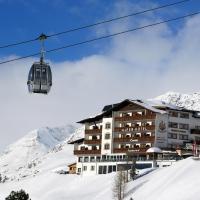 Alpenhotel Laurin, hotel in Hochgurgl