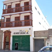 Real América Hotel