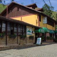 Pousada Águas Claras, hotel em Visconde de Mauá