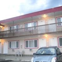 Sleep Right Inn, hotel em Enderby