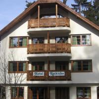 Villa Kokiche, hotel Borovecben