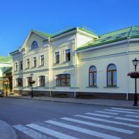 Двор Подзноева Главный Корпус, отель в Пскове
