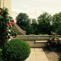AVLiving City FLAT Basel with Roof Garden