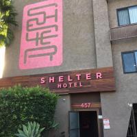 Shelter Hotel Los Angeles, hotel in Koreatown, Los Angeles