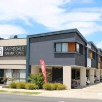 Bairnsdale International, hotel in Bairnsdale