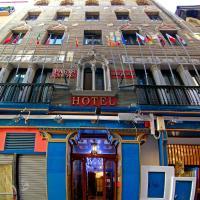 Hotel Paris Centro, hotel in Zaragoza