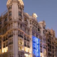 Hotel Atlántico, מלון במדריד