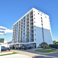 "Holiday Sands North ""On the Boardwalk"", hotel a Myrtle Beach"