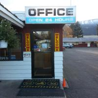 Mountain View Motel, hotel em Smithers