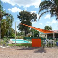 Kanimbla Motor Inn, hotel em Tocumwal