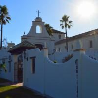 Hacienda Montija Hotel, hotel en Huelva