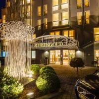 Hotel Rheingold, hotel u gradu Bajrot