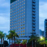 Sleep Inn Praia do Canto, hotel em Vitória