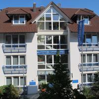 Garni-Hotel Sailer & Hotel Sailer´s Villa, отель в городе Ротвайль