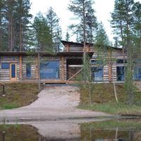 Jussi's Chalets, hotel in Juuma