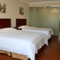 GreenTree Inn Guangdong Shenzhen Henggang Wenti Square Xianle Road Shell Hotel, hotel in Longgang