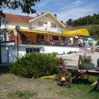 Motel Stara Vrba, отель в городе Kuršumlija