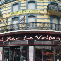 Le Voltaire, hotel in Berck-sur-Mer