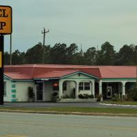 Motel Jesup, hotel in Jesup