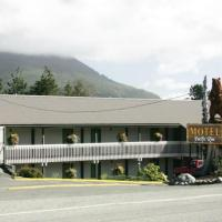 Pacific Rim Motel, hotel in Ucluelet