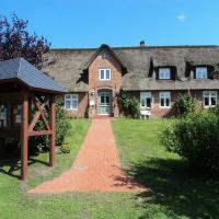 Haus Süderende, отель в городе Нибюлль