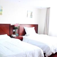 GreenTree Inn Guangxi Nanning Jiangnan Wanda Plaza Tinghong Road Express Hotel, hotel near Nanning Wuxu International Airport - NNG, Nanning