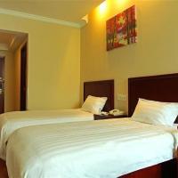 GreenTree Inn Neimenggu Tongliao Railway Station Jianguo Road Express Hotel, hotel in Tongliao