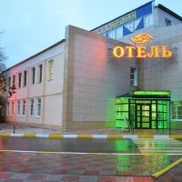 Ока Отель, отель в Рязани
