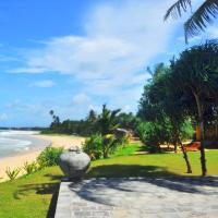 The Beach Cabanas Retreat & Spa, отель в Коггале