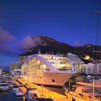 Sunborn Gibraltar, hotel in Gibraltar