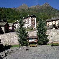 Pensione Genzianella, hotel in Alagna Valsesia