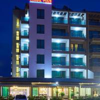 Хотел Централ Плаза, хотел в Поморие