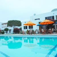 Hostería del Parque, hotel em Machalilla
