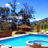 Arhaná Hosteria & Resort, hotel em Gualaceo