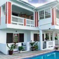 Cleopatra Villas - Sea View, hotel in Rodney Bay Village