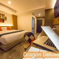 Dragon River Avenue, hotel in Phitsanulok