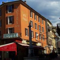 Hôtel Central, hotel in Digne-les-Bains