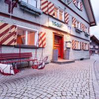 Der Gaukler Hostel, Hotel in Oberstaufen