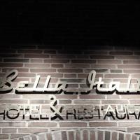 Hotel Bella Italia, hotel i Sønderborg