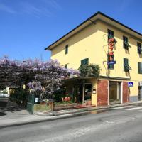 Hotel Stipino, отель в Лукке