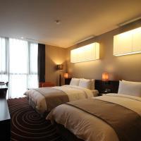 Best Louis Hamilton Hotel Haeundae, hotel in Busan