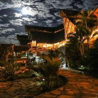 Hacienda Puerta del Cielo Eco Lodge & Spa, отель в городе Масая