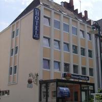 Hotel Regina, ξενοδοχείο στο Ντάρμσταντ