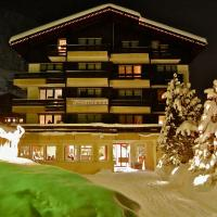 Hotel Garni Jägerhof, hotel in Saas-Fee