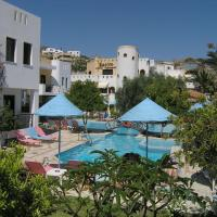 Kastro Studios Apartments, hotell i Myrtos