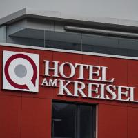 Hotel am Kreisel: Self-Service Check-In Hotel, отель в городе Лахен
