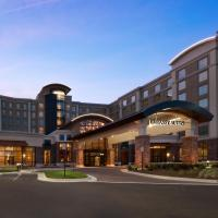 Embassy Suites Springfield, hotel in Springfield
