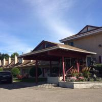 Motel des Pentes et Suites, hotel em Saint-Sauveur-des-Monts