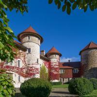 Château de Thorens, отель в городе Торан-Глиер